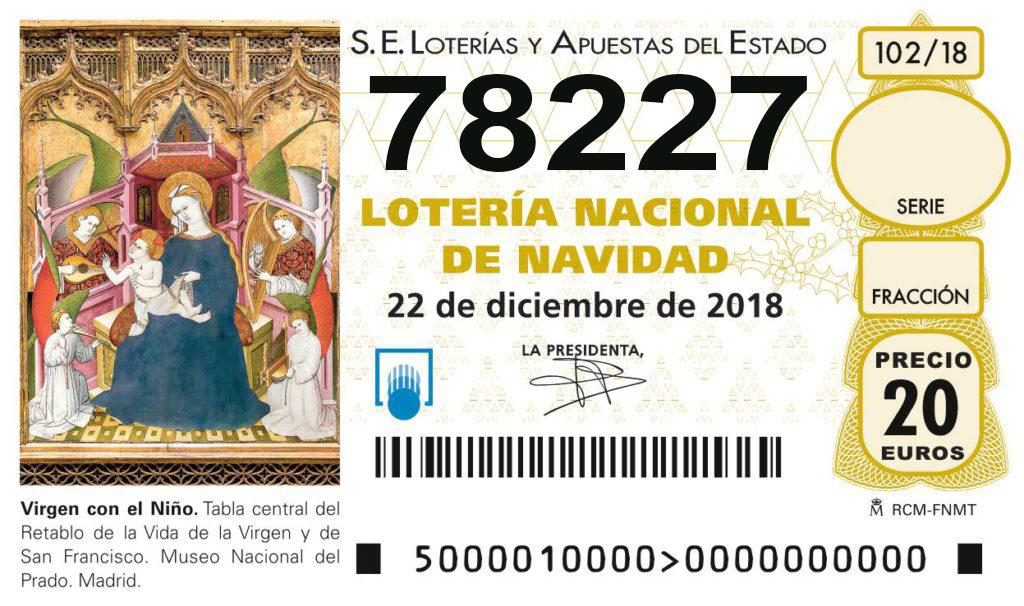 Numero Loteria Amplicole 78227