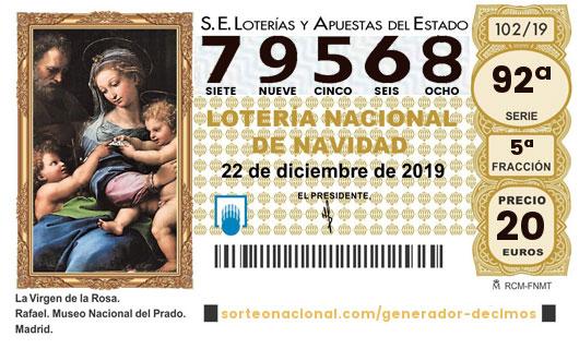 Numero Loteria Amplicole 79568
